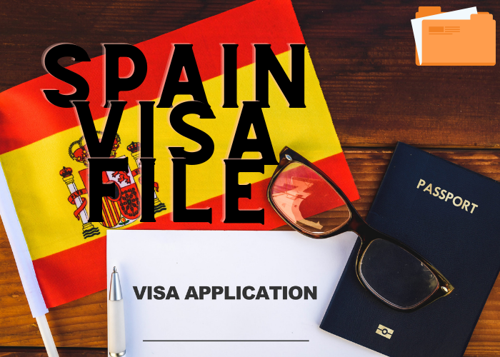 ملف فيزا اسبانيا الوثائق المطلوبة في ملف فيزا إسبانيا للحصول على الفيزا الإسبانية فرصتي